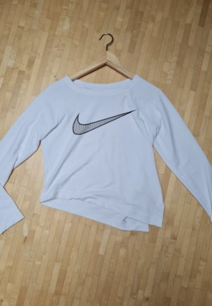 Nike T-shirt de sport blanc