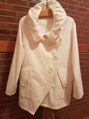 Classic Oversized Jacket natural white