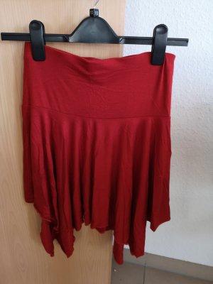 Lebeschön Asymmetry Skirt dark orange
