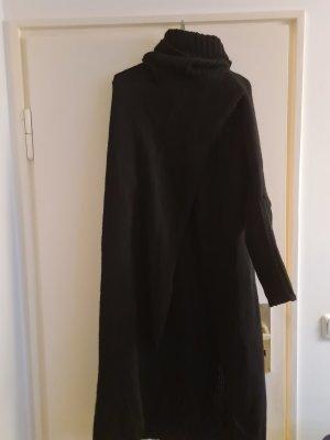 Sweaterjurk zwart