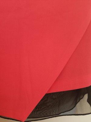 Vero Moda Asymmetry Skirt pink-magenta