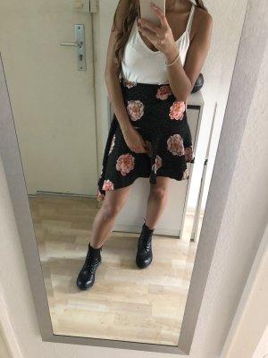 Asos Asymmetry Skirt black