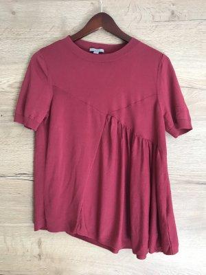 Asymmetrisches Blusenshirt 36-38