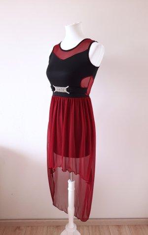 Body Cover Mini-jurk veelkleurig Polyester