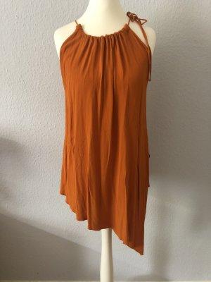 Asymmetrisches Cropped Top von Zara