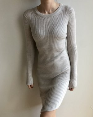 All Saints Knitted Dress multicolored mohair