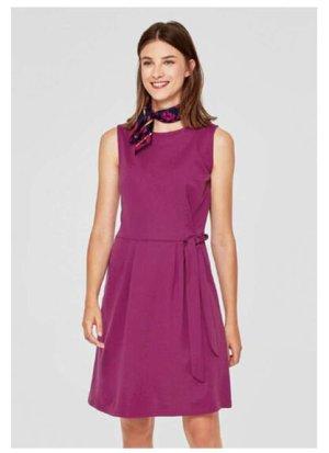 Asymmetrisches Jerseykleid – s.Oliver – Beerenton  - 36 – NP60€