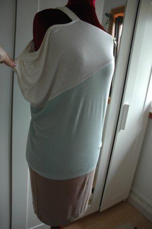 asymmetrisches Kleid auf einem Rahmen GR XL wie NEU