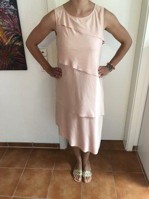 Hugo Boss Vestido a media pierna rosa-rosa empolvado