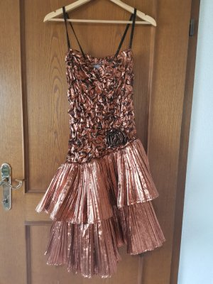 Asymmetrisches Kleid Vintage