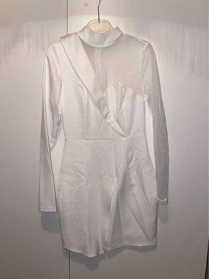 Asos Mini Dress white polyester