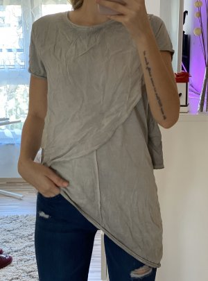 Cotton Candy T-Shirt grey-silver-colored