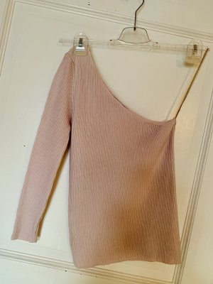 H&M One Shoulder Top multicolored