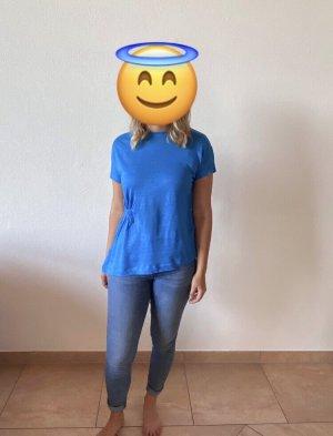 Stefanel T-Shirt neon blue