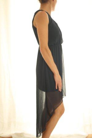 Asymmetrisches Vokuhila-Kleid