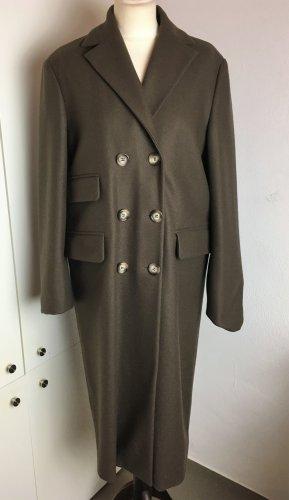 Alysi Abrigo de lana multicolor Lana