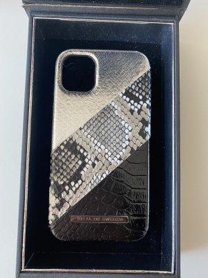 Ideal of Sweden Pokrowiec na telefon komórkowy czarny-srebrny