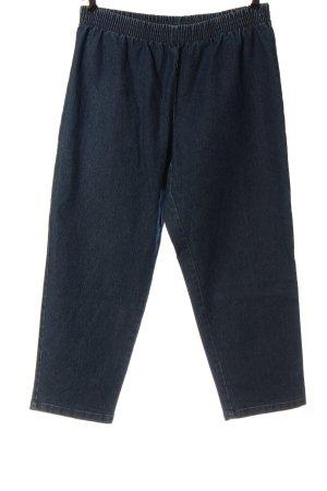 Atelier Creation Workowate jeansy niebieski W stylu casual