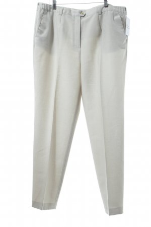 Atelier Creation Jersey Pants oatmeal classic style