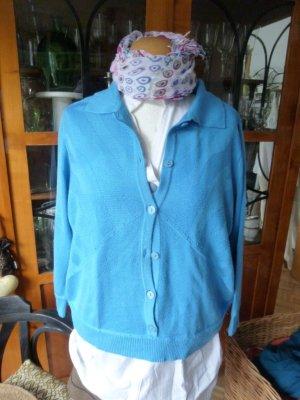 Atelier Creation Cardigan turquoise