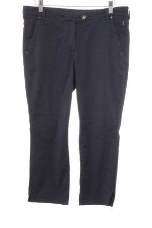 Atelier Gardeur Pantalon 7/8 bleu foncé style décontracté