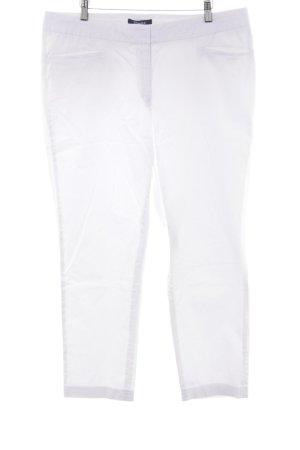 Atelier Gardeur 7/8-broek wit casual uitstraling