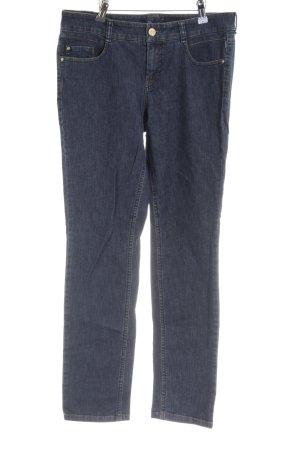 Atelier Gardeur 7/8-jeans donkerblauw klassieke stijl