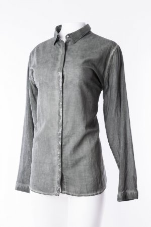 Atelier Gardeur Lange blouse khaki Katoen