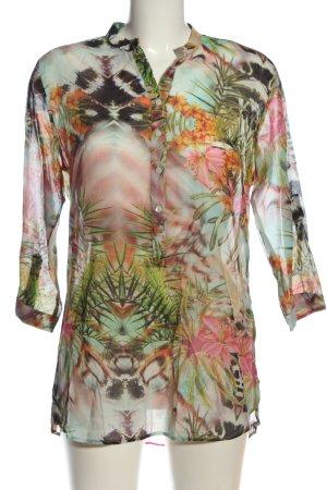 Atelier Gardeur Koszulowa bluzka Na całej powierzchni W stylu casual