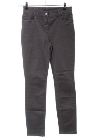 Atelier Gardeur Hoge taille broek bruin casual uitstraling