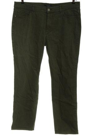 Atelier Gardeur Jeans a vita alta nero stile casual