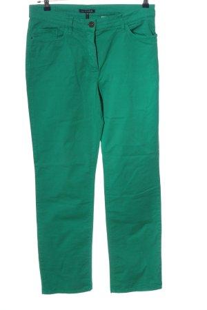 Atelier Gardeur Spodnie biodrówki zielony W stylu casual