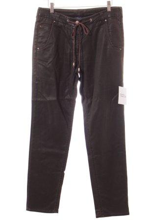 Atelier Gardeur Jeans vieux rose-brun rouge Aspect de jeans
