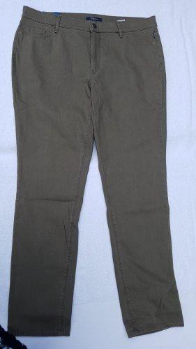 Atelier Gardeur Jeans stretch gris vert-kaki