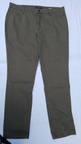 Atelier Gardeur Jeans elasticizzati marrone-grigio Cotone