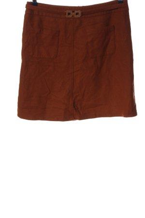 Atelier Gardeur Minigonna marrone stile casual