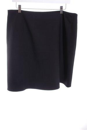 Atelier Gardeur Mini-jupe noir style d'affaires