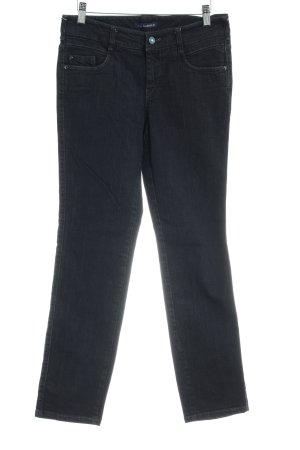 Atelier Gardeur Jeans skinny bleu foncé style décontracté