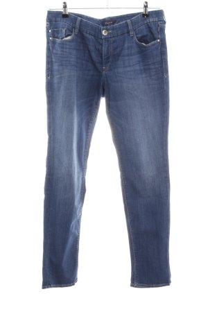 Atelier Gardeur Slim jeans blauw casual uitstraling