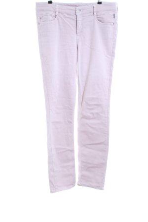 Atelier Gardeur Slim jeans roze casual uitstraling