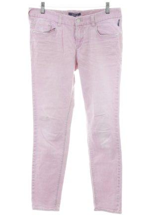 Atelier Gardeur Jeans slim rose style décontracté