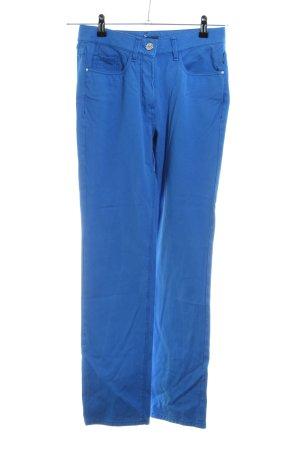 Atelier Gardeur Jeans coupe-droite bleu style d'affaires
