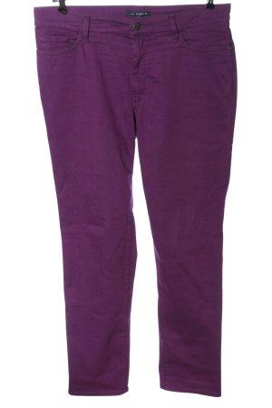 Atelier Gardeur Jeansy z prostymi nogawkami fiolet W stylu casual