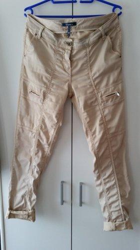 Atelier Gardeur Pantalon cinq poches doré-brun sable
