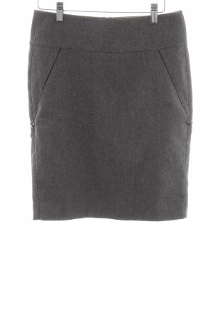Atelier Gardeur Wollen rok grijs casual uitstraling