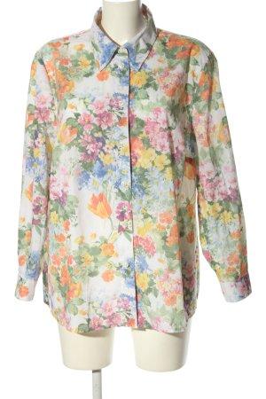 Atelier Goldner Schnitt Camicia blusa stampa integrale stile casual
