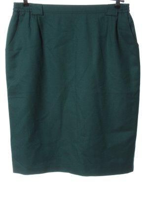 Atelier Goldner Schnitt Midi Skirt green casual look