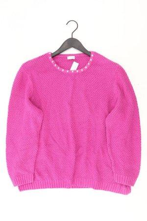 Atelier GS Pull à gosses mailles rose clair-rose-rose-rose fluo coton