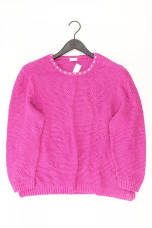Atelier GS Pull rose clair-rose-rose-rose fluo coton