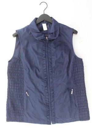 Atelier GS Vest blauw-neon blauw-donkerblauw-azuur Polyester